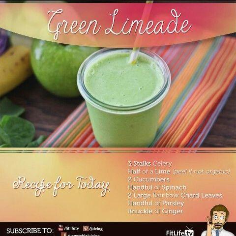 green limeade