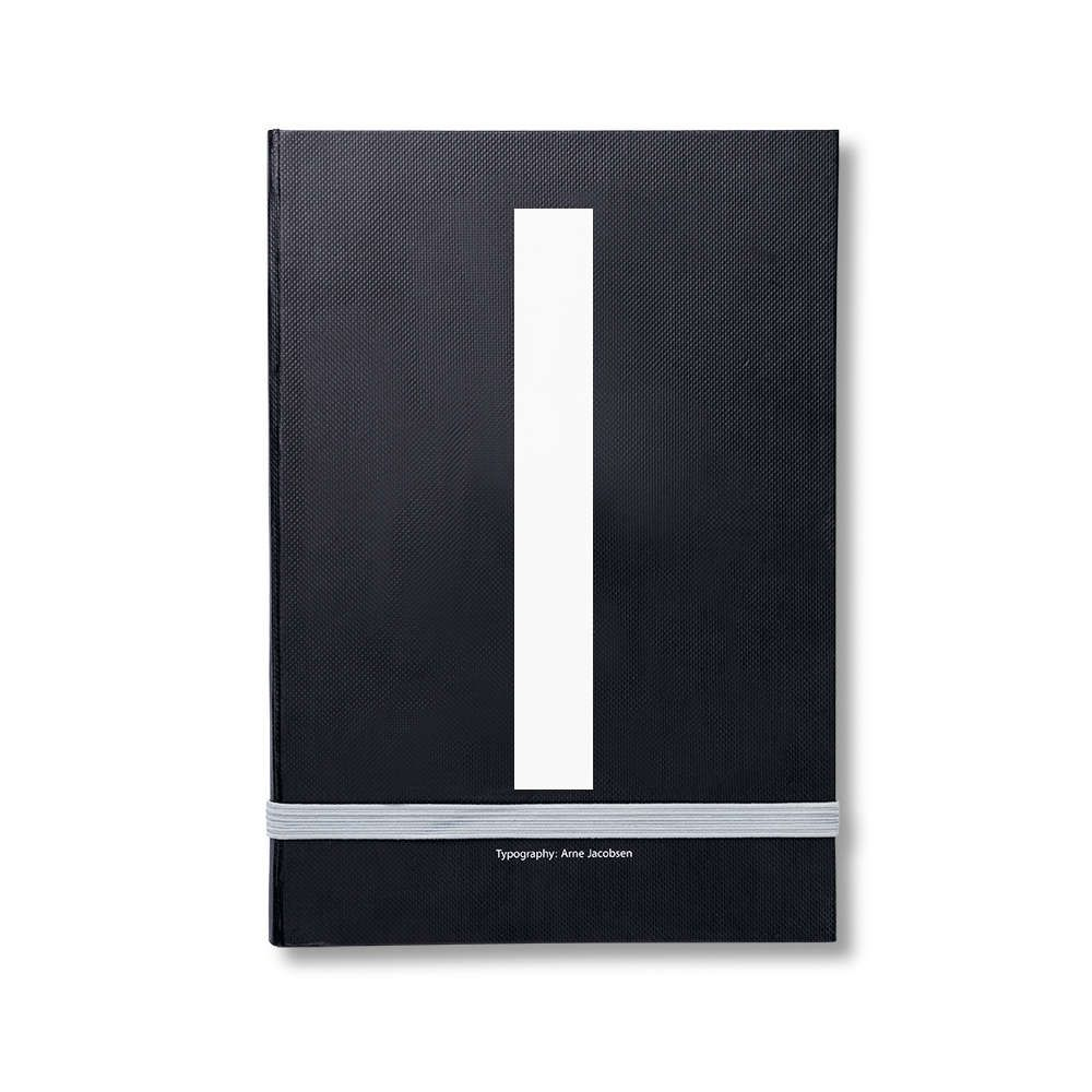 design letters personal notebook I