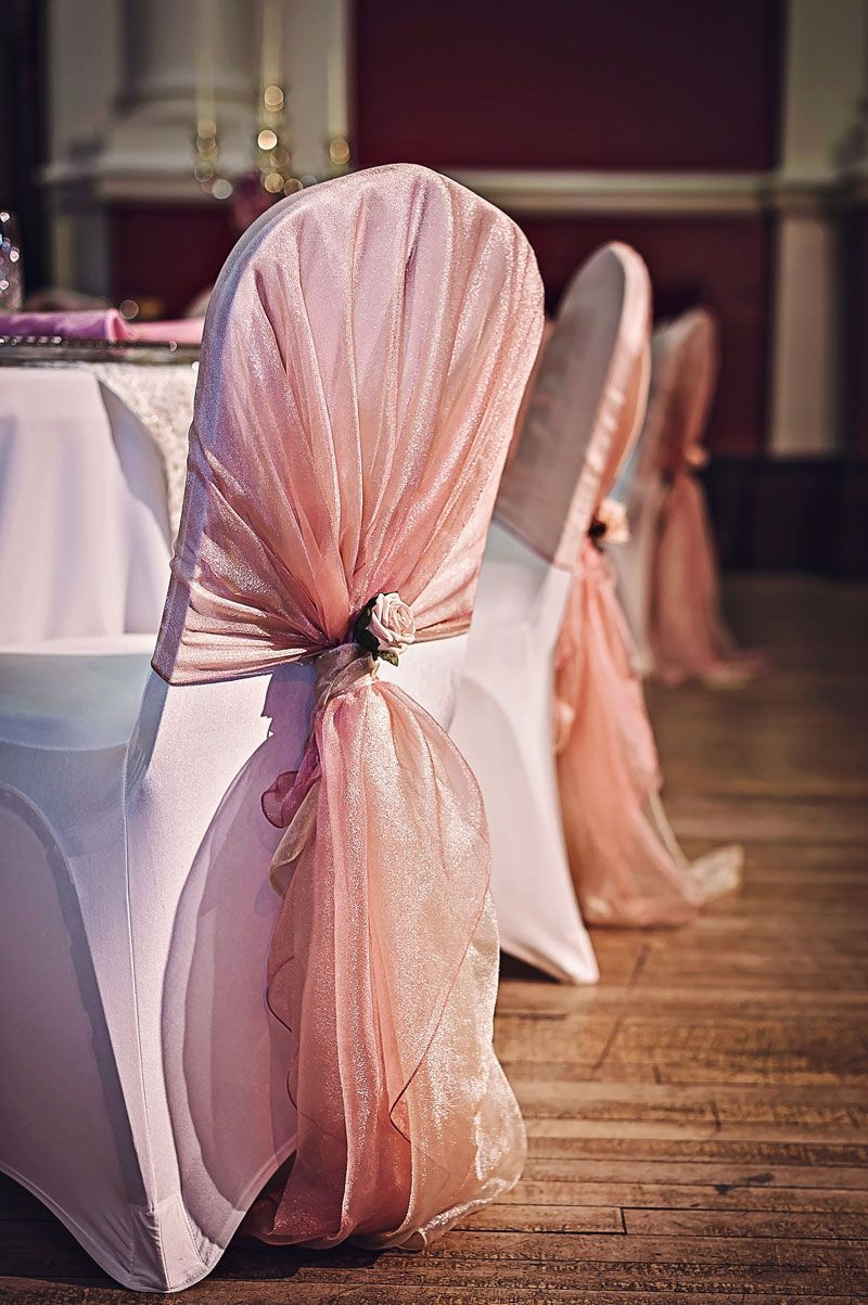 Specialised supplier of chair covers throughout the West Midlands ...