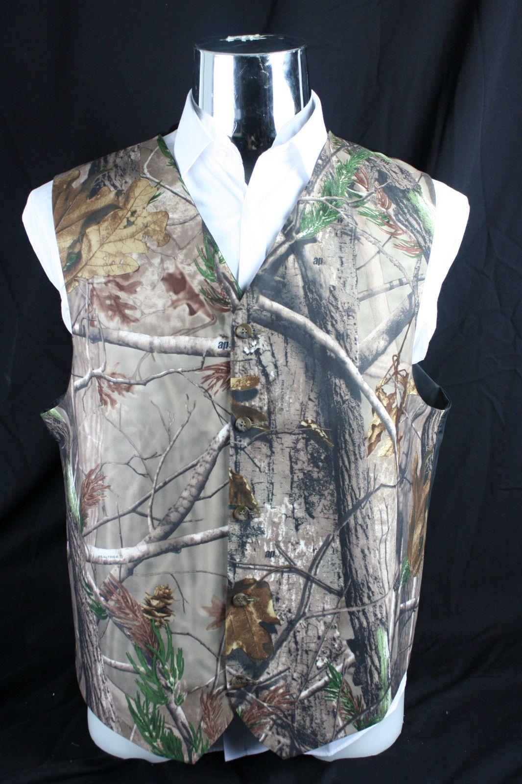 25+ Realtree camo wedding vest information