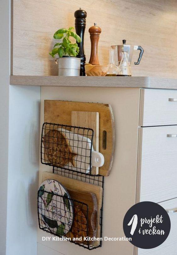Diy Kitchen Decoration Ideas In 2020 Diy Kitchen Decor Kitchen Design Diy Diy Kitchen