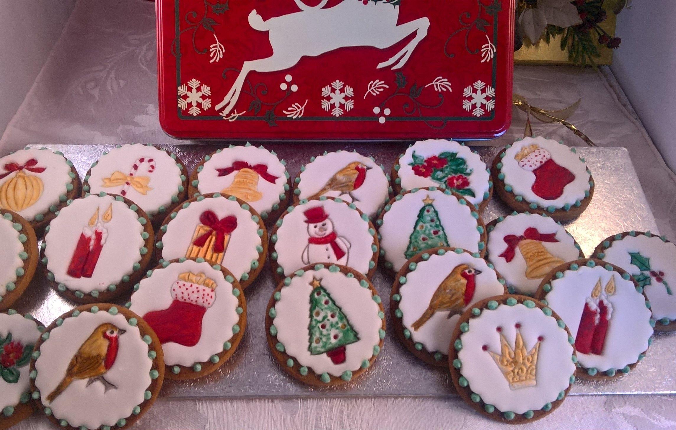 Christmas Cookies Jean Adams