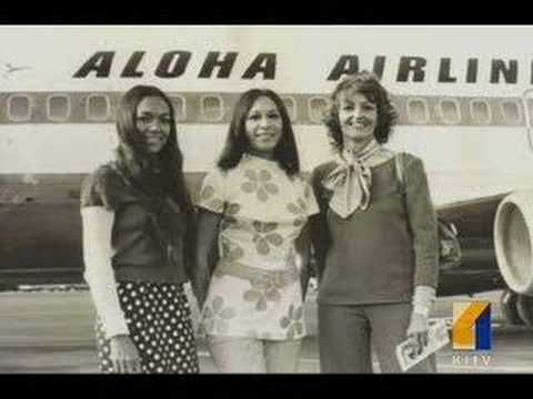 Pin By Pi Pop Sicles On Airlines And Airports Of Hawaii Flight Attendant Airline Flights Aloha