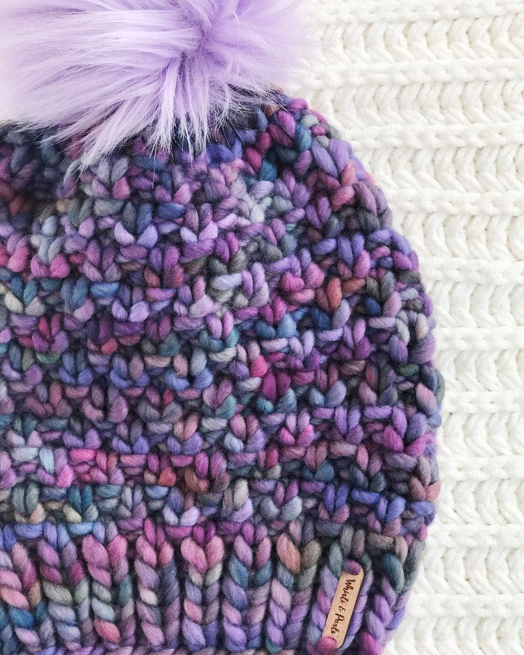 Hat   Beanie by   whirlsandpurls  7420ed9637d