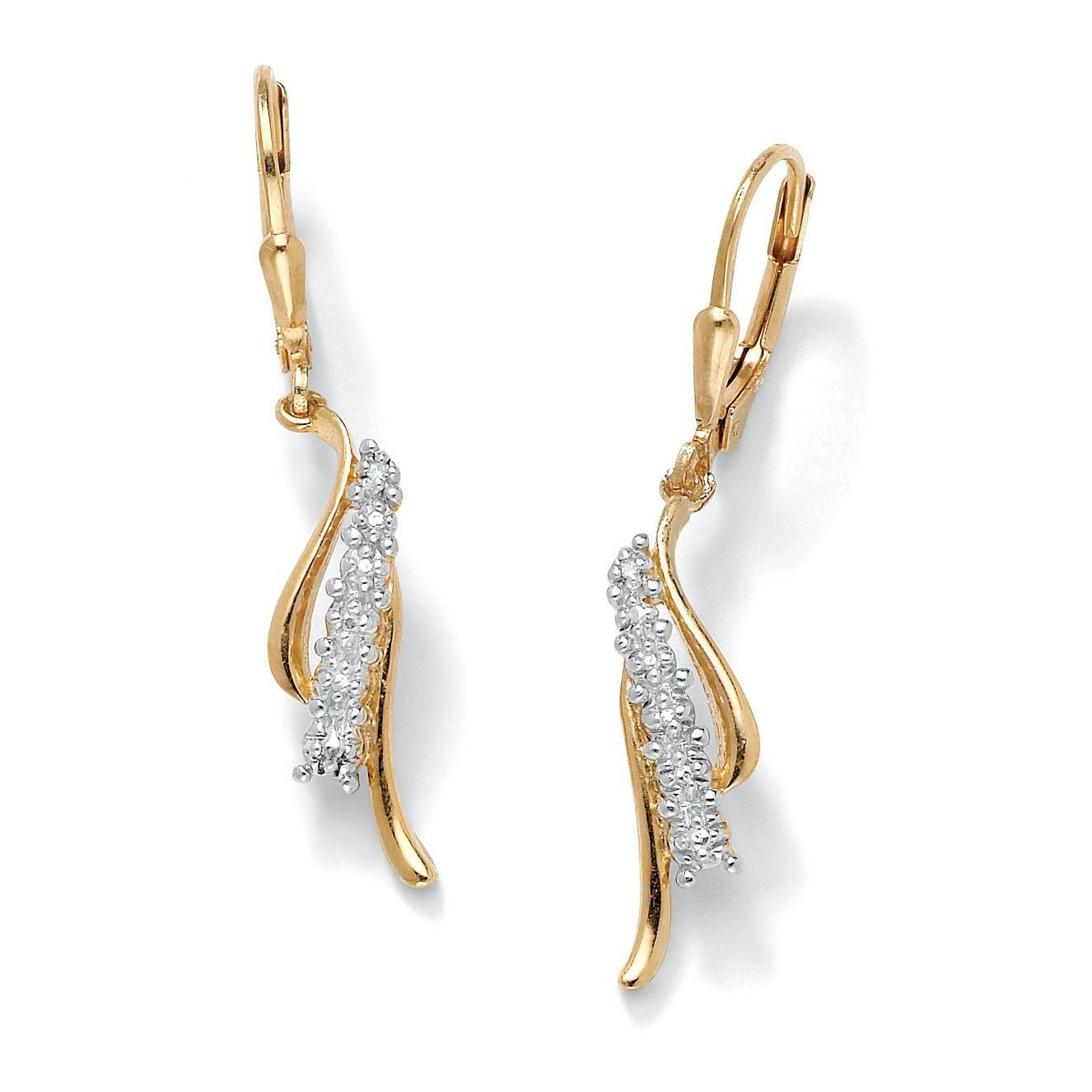 zoom accent earrings by view circle in purity diamond double hover oura to