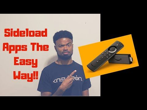 How To Jailbreak/Sideload Apps On The Amazon Fire TV Stick