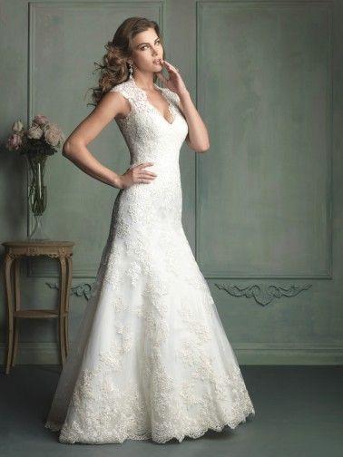 Allure Wedding Dresses - Style 9113