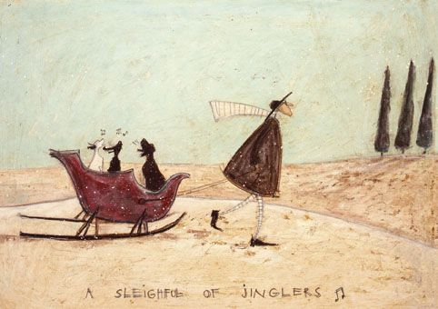 A sleighful of jinglers by sam toft st2 5 card pack a sleighful of jinglers by sam toft st2 5 card pack m4hsunfo