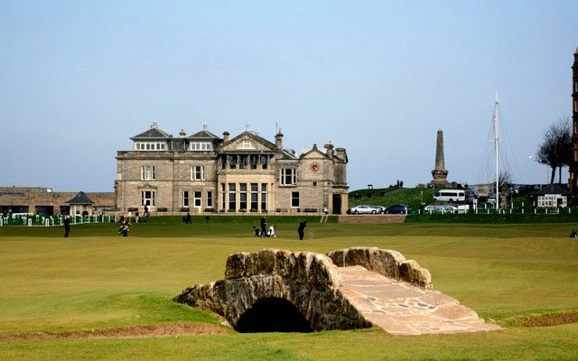 Your summer golf vacation could include a round on the Old Course at St. Andrews. (Brandon Tucker/GolfAdvisor)