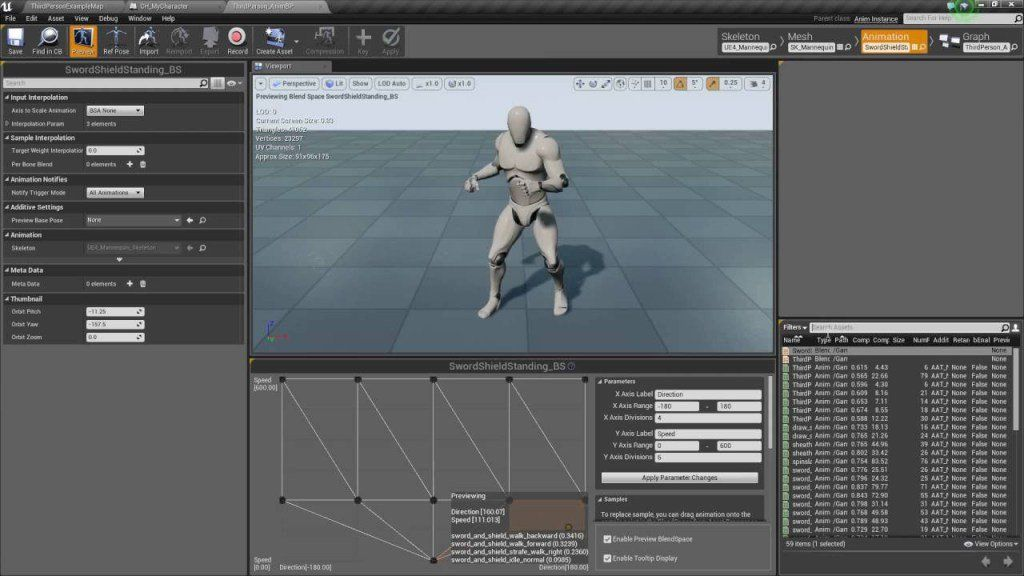 Unreal Engine 4 – Adding Animations – Combo Attacks/Attacking (Part 28) https://t.co/AwVhxgNqK0 https://t.co/DmsuDZKoWu