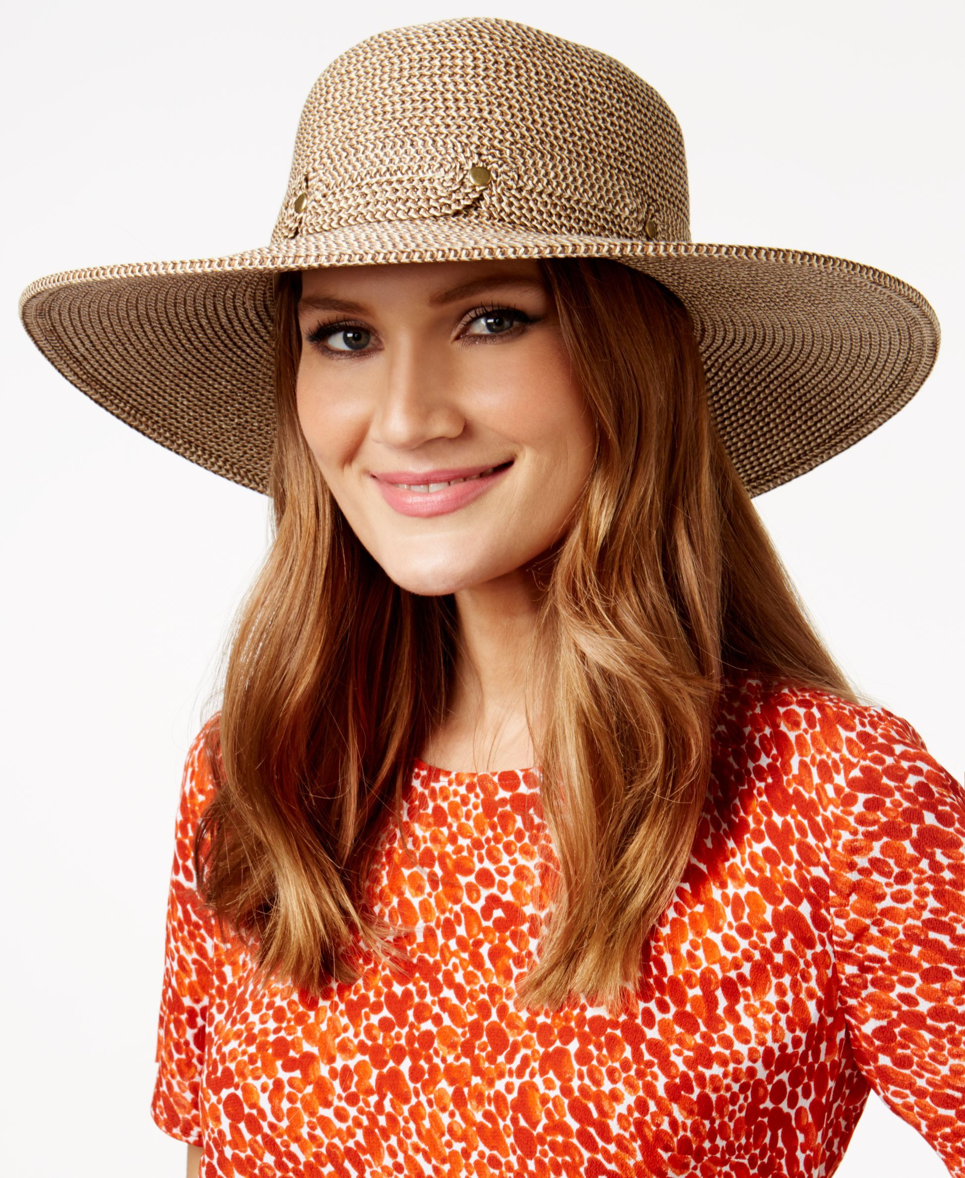 7037615e0 Nine West Packable Floppy Hat | Products | Hats, Floppy hats, Nine west
