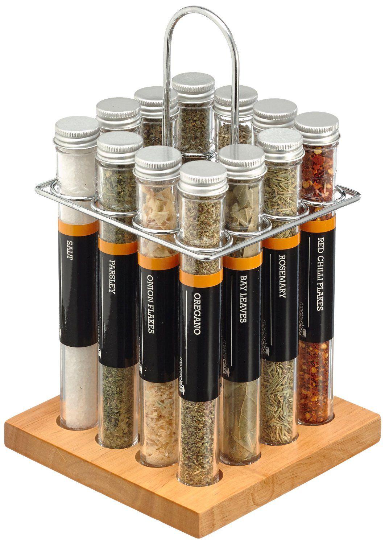 Cocina! Original Especiero Master Class con 12 hierbas y especias en ...