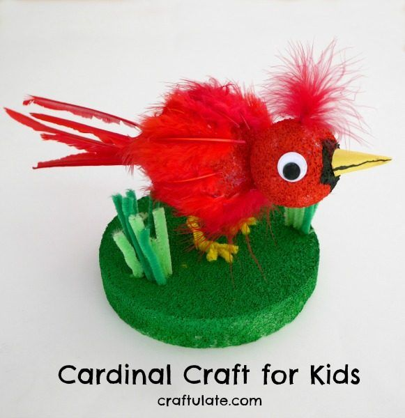 cardinal craft patterns - photo #35