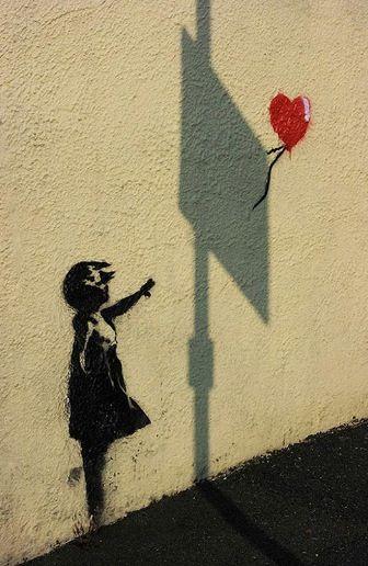 Banksy | Desenho | Pinterest | Banksy, Street art and Street