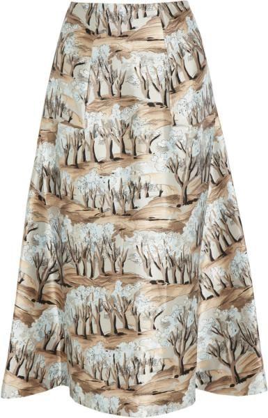 Marni Radzimir Printed Skirt - MARNI - Labelcrush