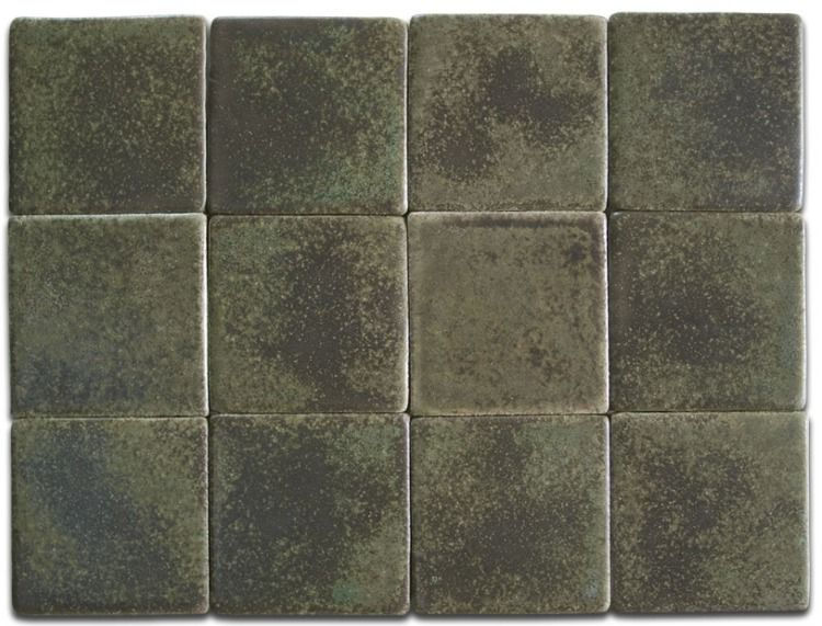 Arts Crafts Style Filed Tiles Made In