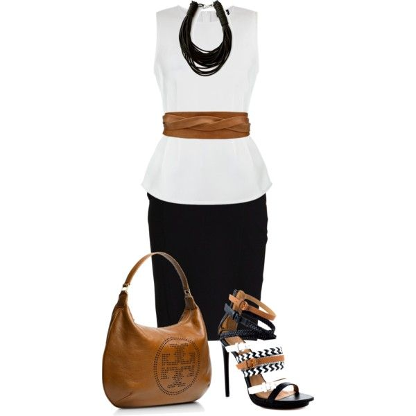Neutral Mix by katherine-jones-benbelkheir on Polyvore