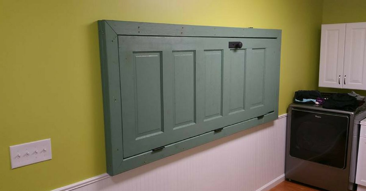 Who Knew There Were So Many Cool Ways To Reuse Old Doors Add