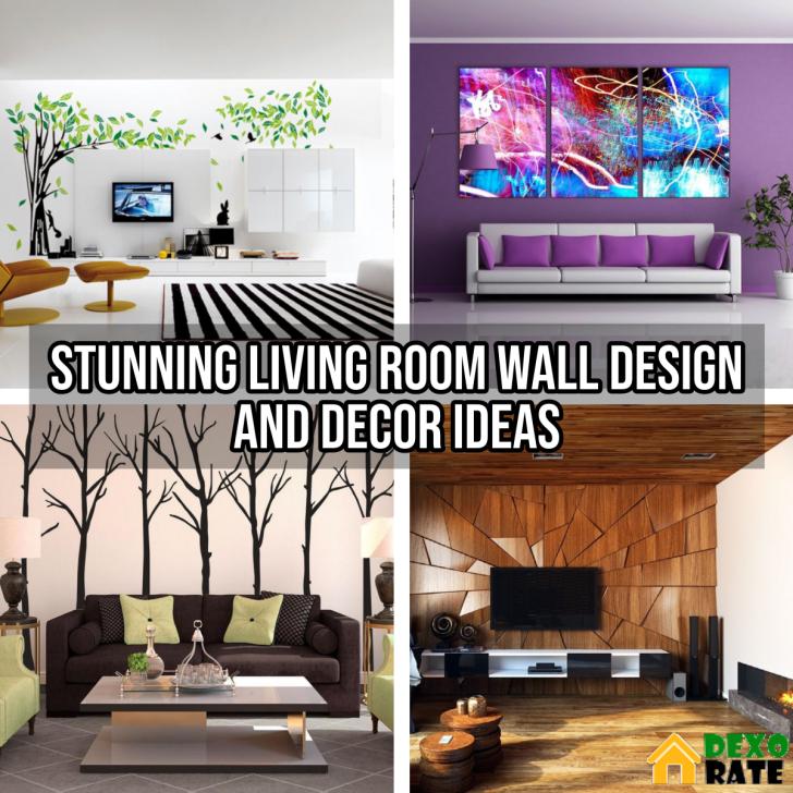 15 Stunning Living Room Wall Blueprint Together With Decor Ideas Https Ift Tt 2z3i6vb Living Room Wall Designs Dark Living Rooms Brick Wall Living Room