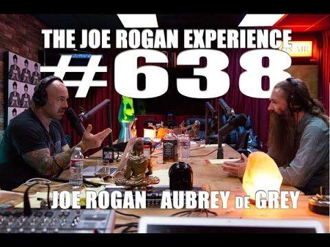 Joe Rogan Experience #638 - Aubrey de Grey
