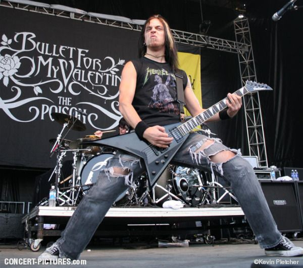 Bullet For My Valentine Photo Exciting Matt Tuck Bullet For My Valentine Valentine Photo Tuck