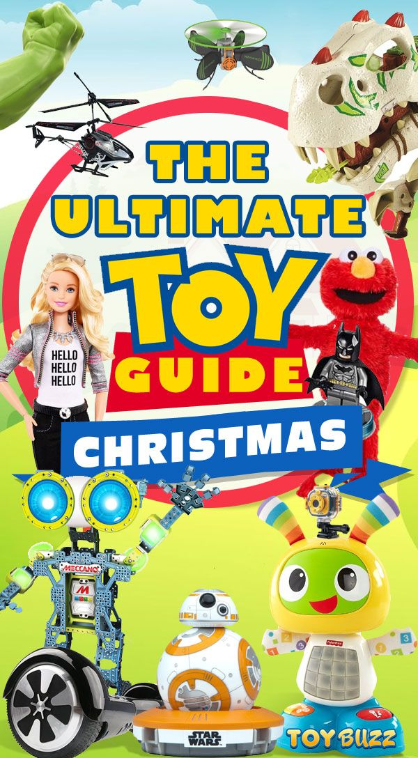 Top Toys For Christmas 2018 Best Gadgets For Kids Christmas Toys