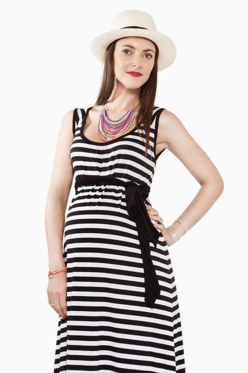a6d195b29 Vestidos casuales para embarazadas | Ropa modificada, maternal e ...