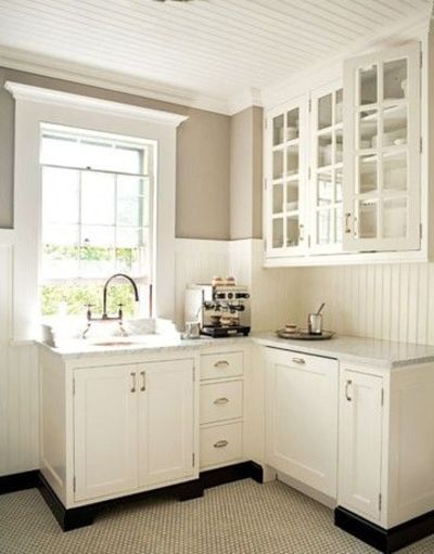 Colors For The Kitchen Beadboard Kitchen Wainscoting Kitchen Kitchen Design