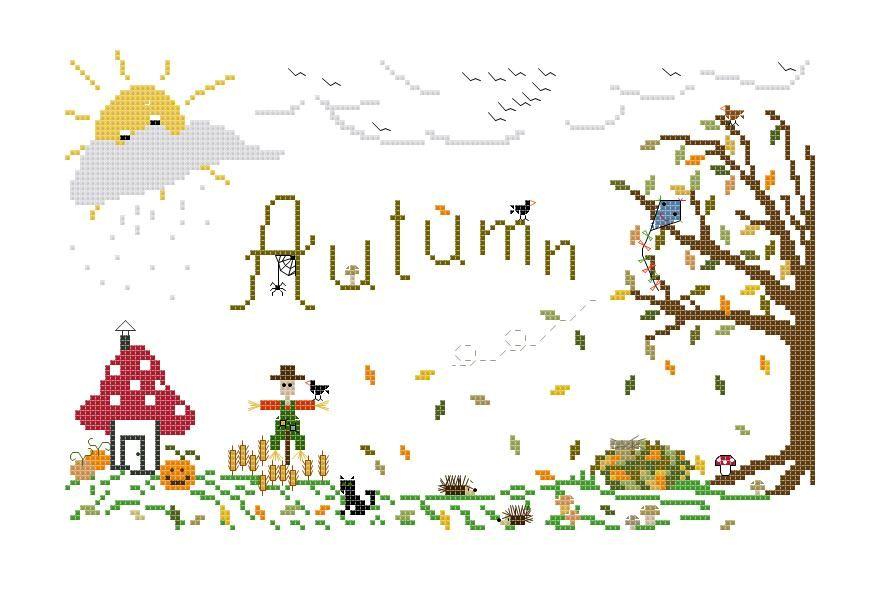 Automne - Autumn - Caer - Cadere