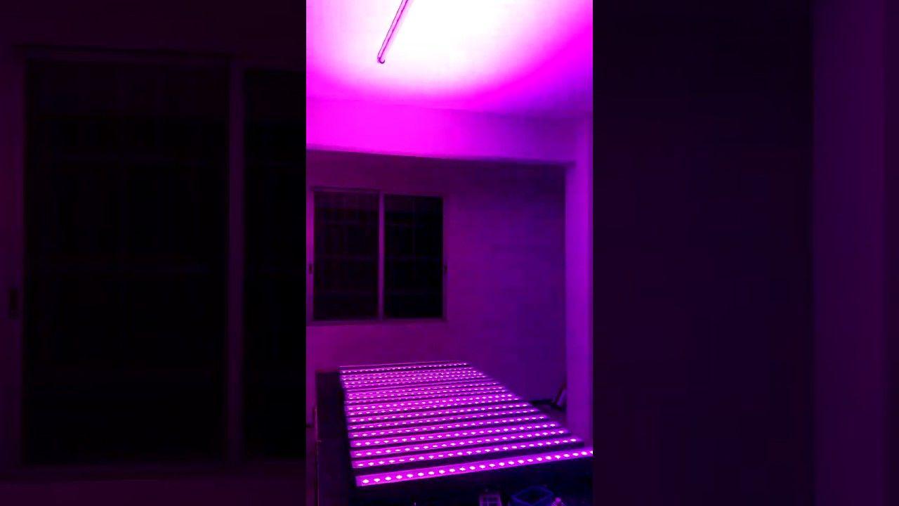 wall washing lighting. 24*4w RGBW 4in1 Led Wall Washer Light / Outdoor Bar Washing Lighting