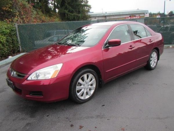Used 2006 Honda Accord Sedan For In Sline Wa Truecar