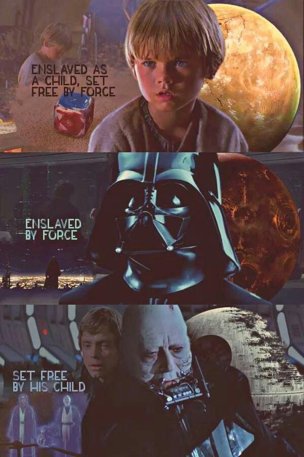 Love this! Anakin.