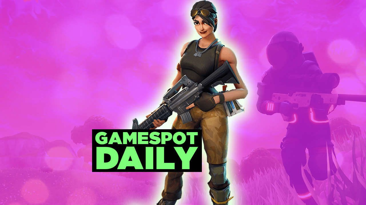 Fortnite Sued For Copyright By PUBG GameSpot Daily (With