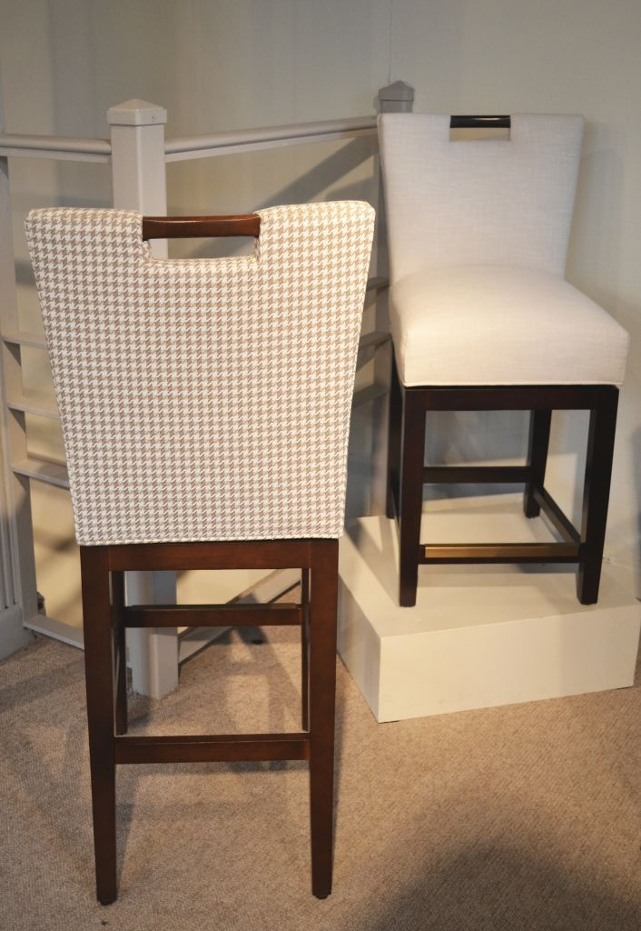 Darby counter and bar height stools