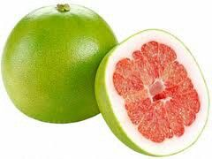 Love Pomelo...so much better than grapefruit