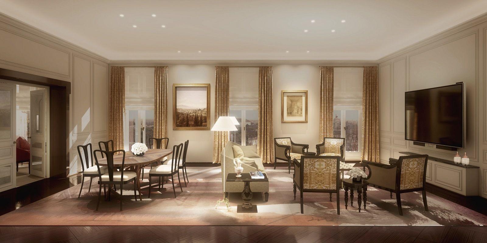 Hotel Eden di Roma, Dorchester Collection. Hotel 5 stelle lusso ...