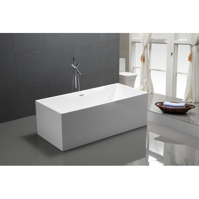 The Houston Tub maintains an interesting beauty The design of this