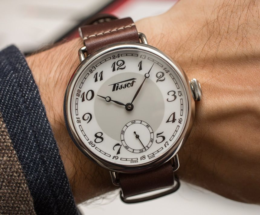 0f770c4b940 Tissot Heritage 1936 Wrist Watch & Bridgeport Lepine Pocket Watch Each  Under $1000 - by