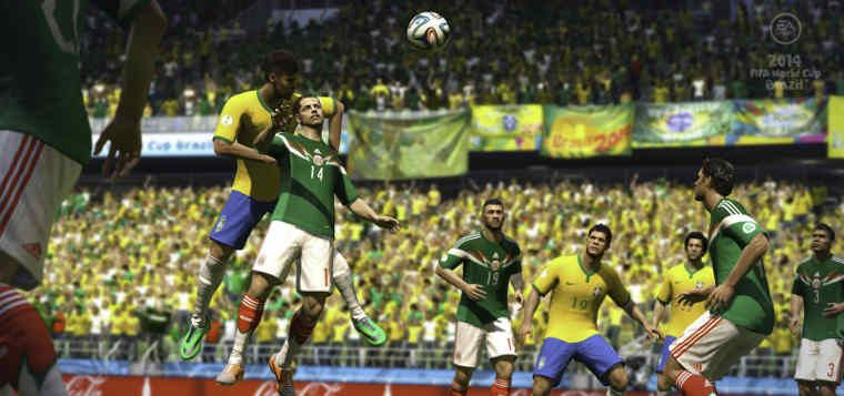 Released Ea Sports 2014 Fifa World Cup Brazil Fifa Fifa World Cup Mexico World Cup