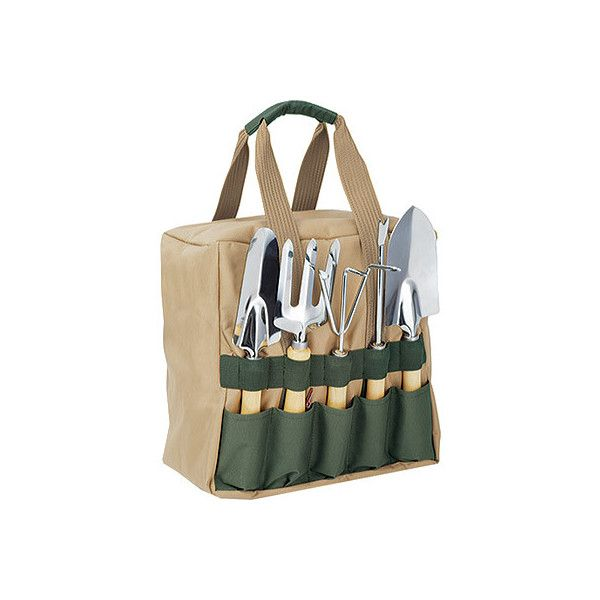 2635971a44387c1f2e074ef6b05037b0 - Picnic Time Gardener Folding Chair With Tools