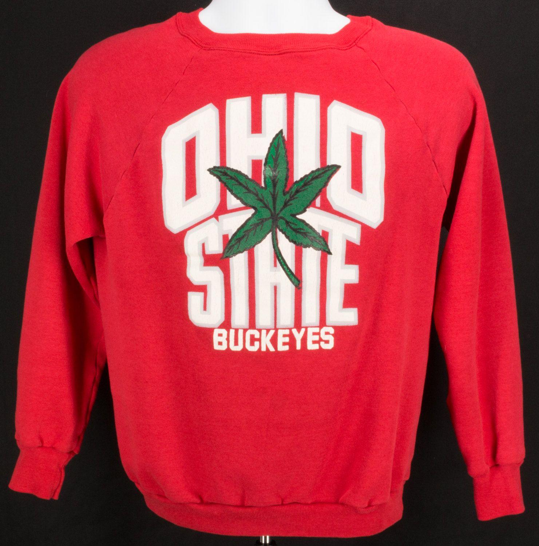 Rare !!!! Vintage Ohio State Hockey Sweatshirt U6sc2joeN