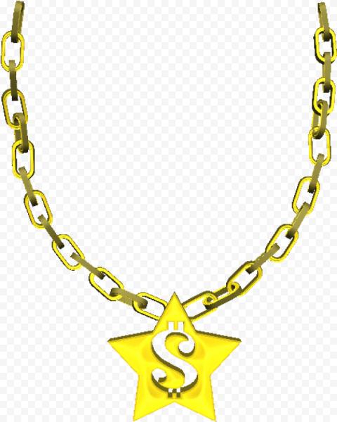 3d Thug Life Yellow Dollar Chain In 2020 Thug Life Thug Chain