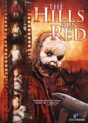 The Hills Run Red [DVD] [2008] | Products in 2019 | Horror