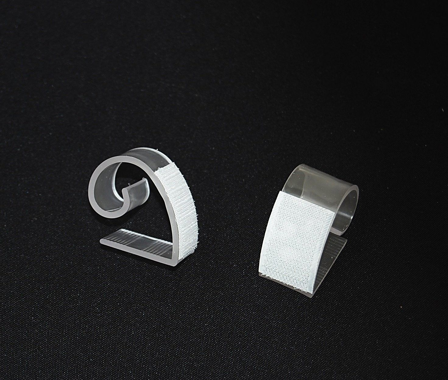 J Clip Velcro Table Skirt Clip 1 Inches