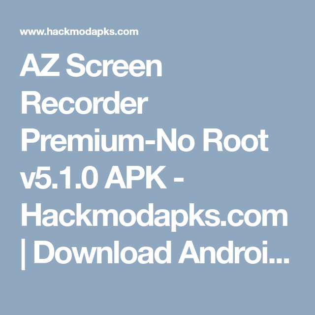 Android Mods Root