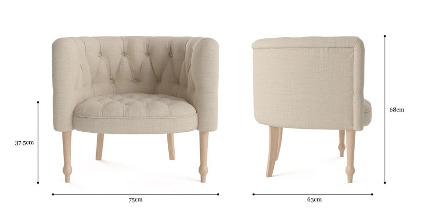 Helene Tub Chair With Images Buy Chair Retail Furniture