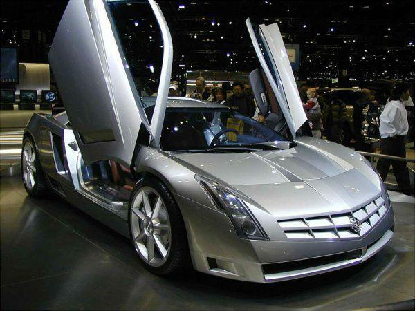 Cadillac Supercar Cien Cadillac Pinterest Cadillac Super Cars