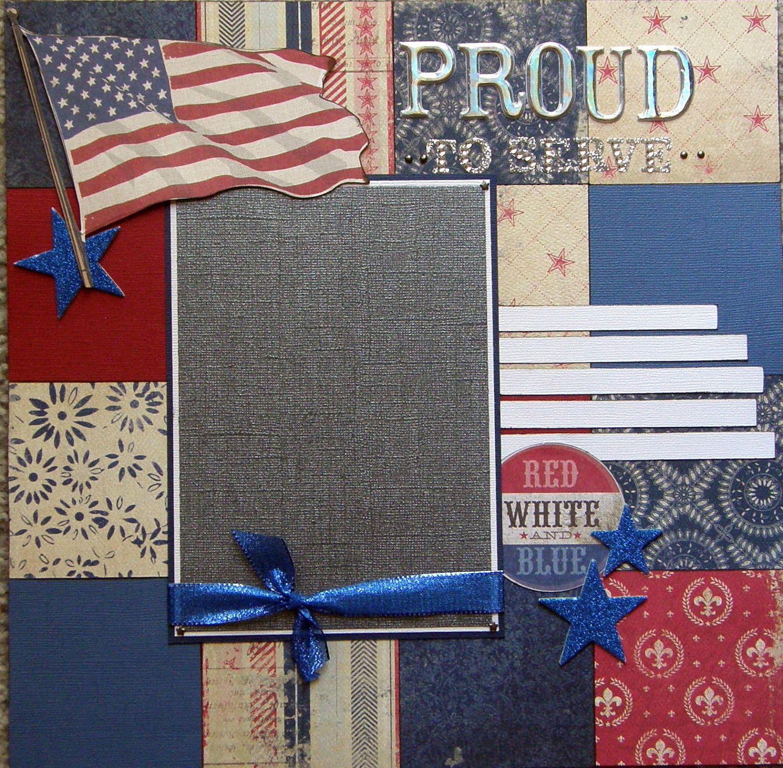 Scrapbook ideas military - Scrapbook Ideas Military 33