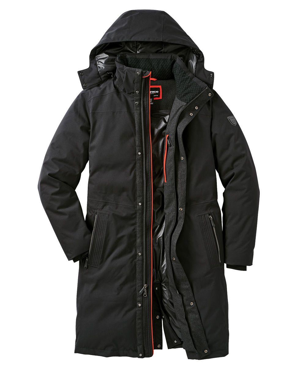 Men S Sawyer Insulated Waterproof Stretch Long Coat Long Coat Men Long Coat Coat