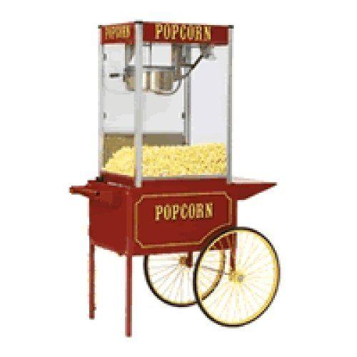 Popcorn Machine Popper Paragon Tp 16 W Cart Theater Pop Paragon Popcorn Machine Popcorn Commercial Popcorn Machine